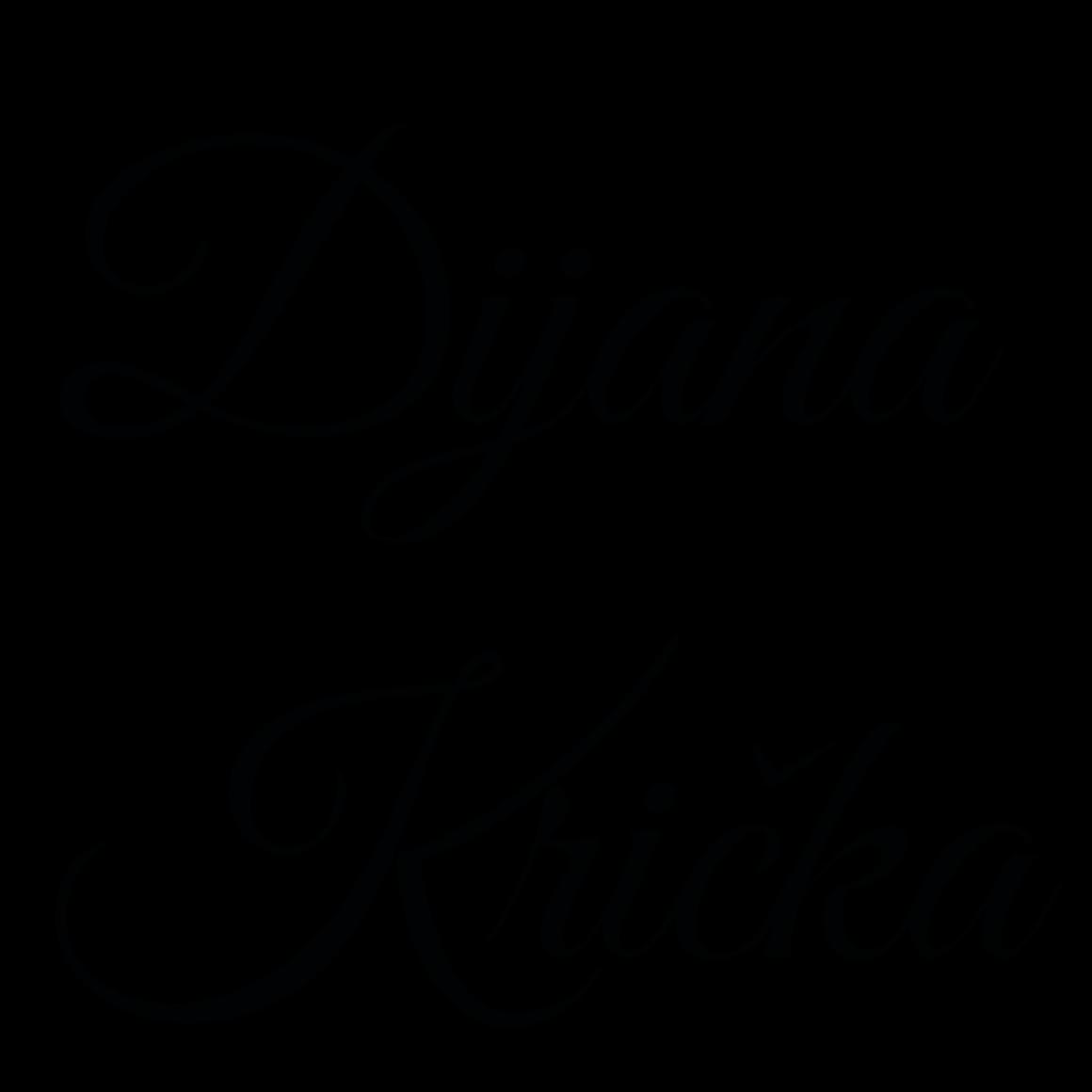 Dijana Krička – Mama Blog